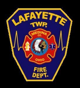 Lafayette Fire Department Badge